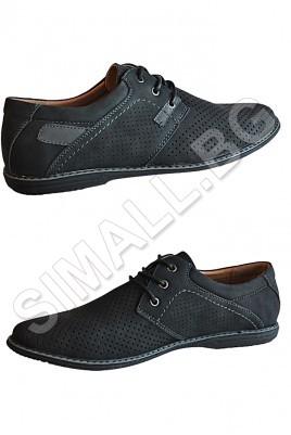 Мъжка спортно-елегантна обувка