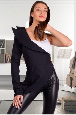 Дамско екстравагантно сако