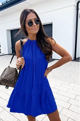 Дамска рокля в 5 цвята