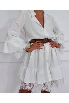 Дамска рокля тип риза