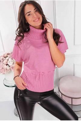 Дамски пуловер в 3 цвята