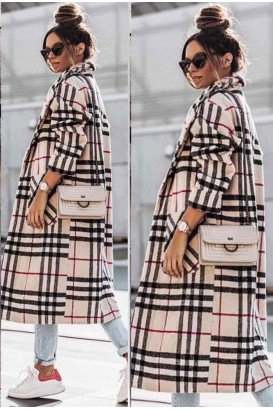 Sisi's coat
