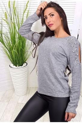 Дамска блуза в 4 цвята
