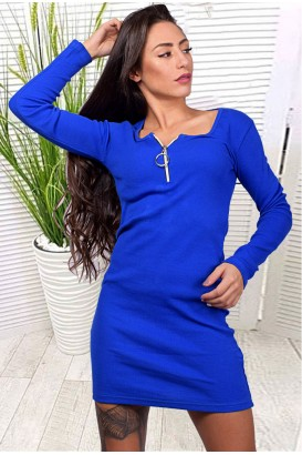 Women's tunic type dress in 7 colors