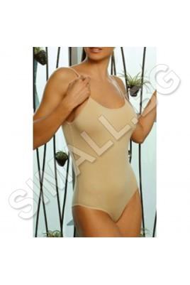 Дамско боди с тънки презрамки/бикина