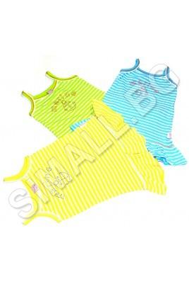 Детска лятна рокличка за момиченца от 4 до 7 години