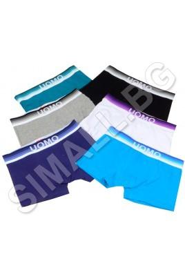 Мъжки боксерки в 6 цвята