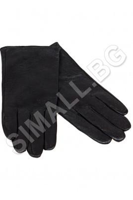 Мъжки ръкавици от висококачествена естествена кожа