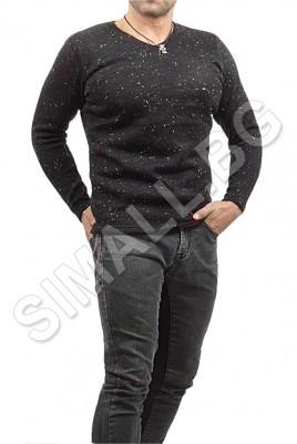 Мъжки пуловер в 4 цвята