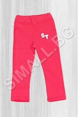 Детски панталон тип клин за момичета от 2 до 9 години в 5 цвята