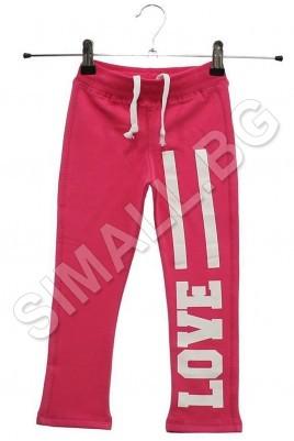Детски панталон за момичета от 2 до 9 години в 3 цвята